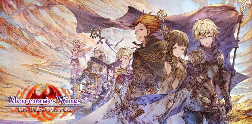 Mercenaries Wings: The False Phoenix – Una data per la versione Switch