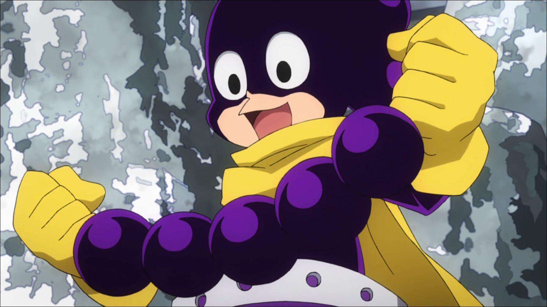 Numero 7:Palle appiccicose (Mineta Minoru)