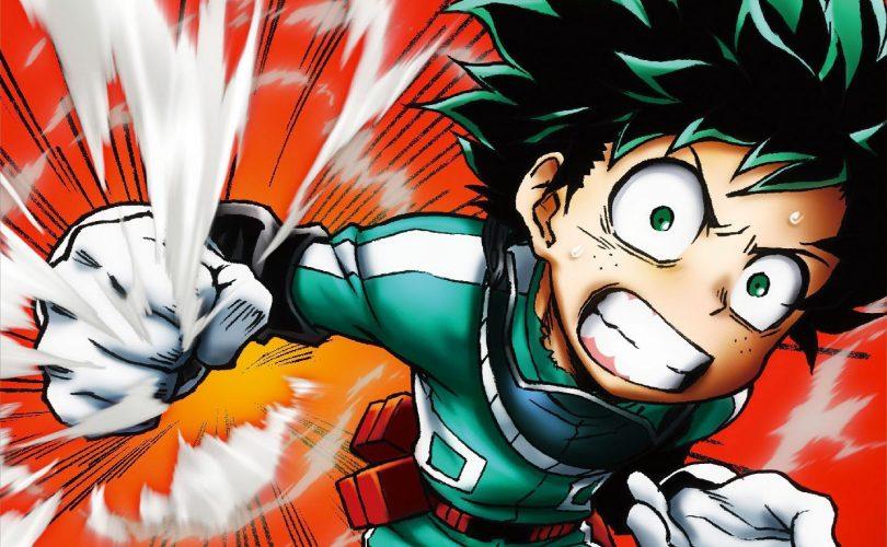 My Hero Academia / MY HERO ONE'S JUSTICE