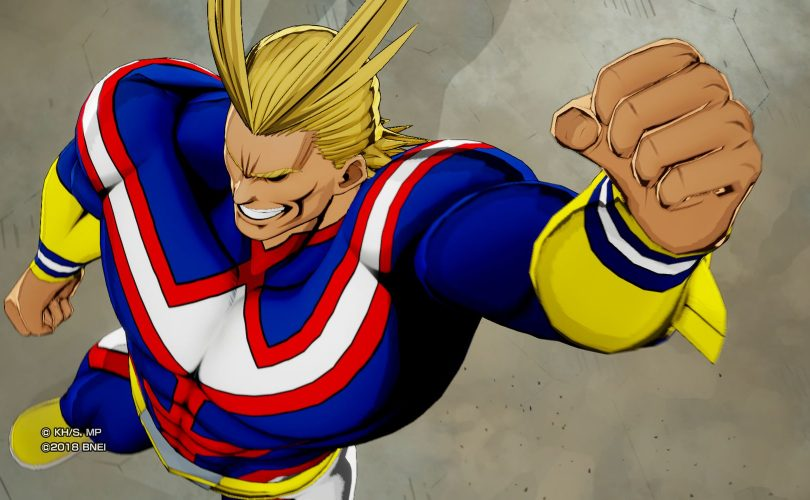 MY HERO ONE'S JUSTICE - BANDAI NAMCO Entertainment