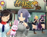 PEACH BALL: SENRAN KAGURA