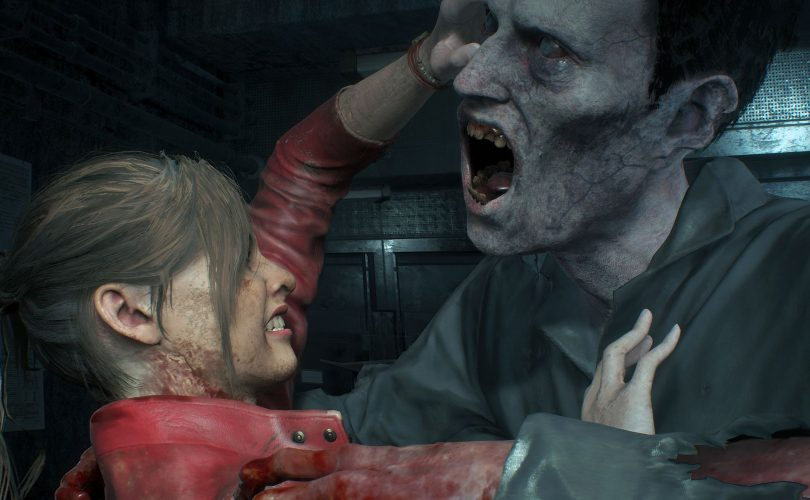 RESIDENT EVIL 2: ancora gameplay per Claire Redfield