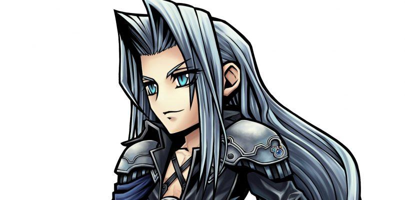 DISSIDIA FINAL FANTASY OPERA OMNIA accoglie Sephiroth