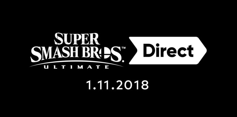Super Smash Bros. Ultimate Direct