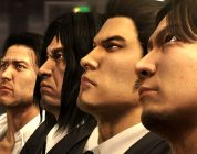 Yakuza 4 per PlayStation 4