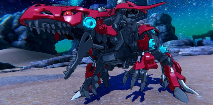 ZOIDS Wild per Switch riceve un terzo screenshot