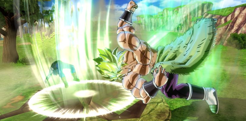 Broly - Extra Pack 4