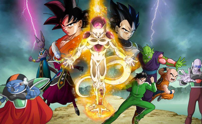 """DRAGON BALL Z – LA RESURREZIONE DI """"F"""" – Recensione dell'Anime Comics"""