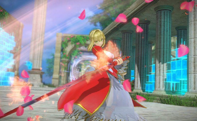 Fate/EXTELLA: i due capitoli sono disponibili su iOS e Android in Giappone