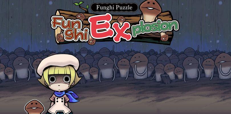 Funghi Puzzle: Funghi Explosion arriverà in Occidente a dicembre