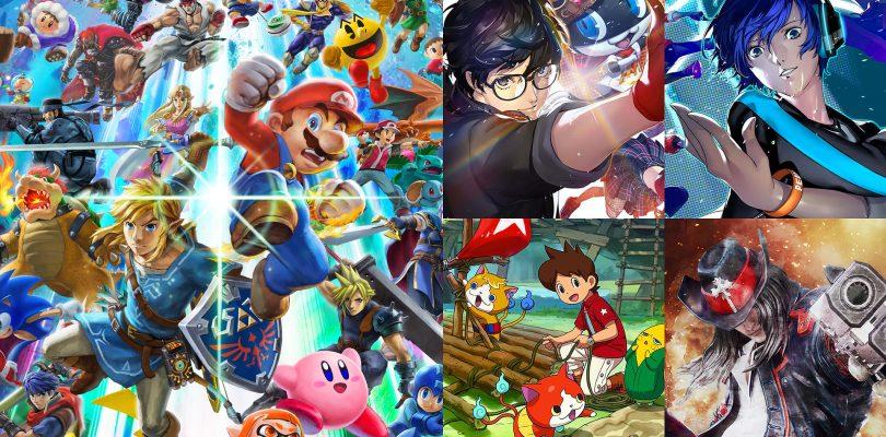 Videogiochi giapponesi in uscita: dicembre 2018
