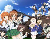 Girls un Panzer: Dream Tank Match DX, la data di rilascio