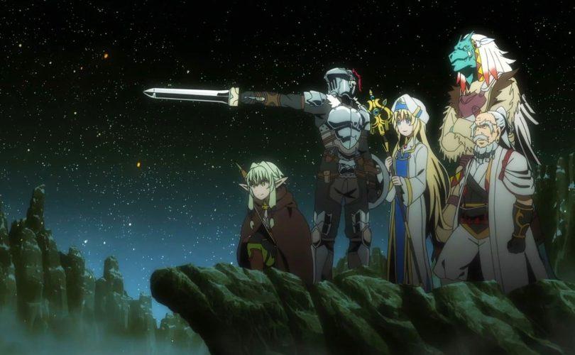 Goblin Slaye anime / Goblin Slayer: Goblin's Crown