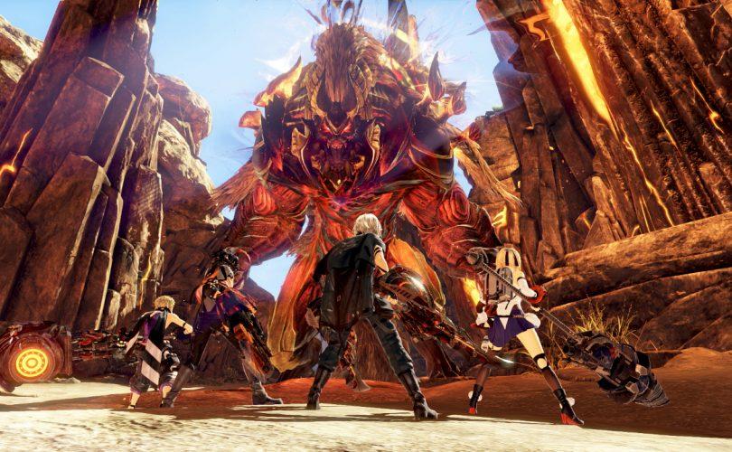 GOD EATER 3: una action demo migliorata è in arrivo su PS4