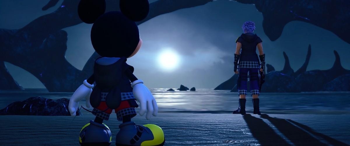 """""""Più ti avvicini alla luce, più grande diventa la tua ombra.""""—KINGDOM HEARTS"""