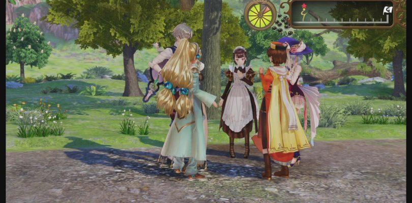 Nelke & the Legendary Alchemists:Ateliers of the New World