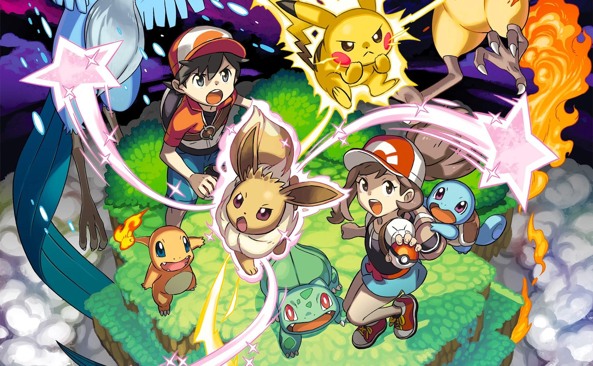 Pokémon: Let's Go, Pikachu & Eevee! - Recensione