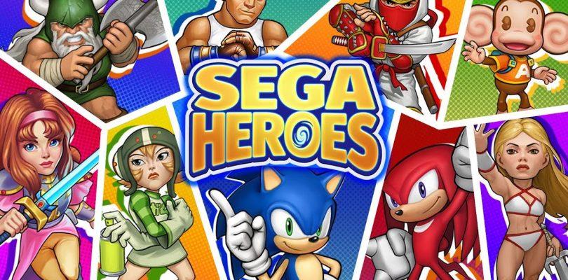 SEGA Heroes sbarca su iOS e Android
