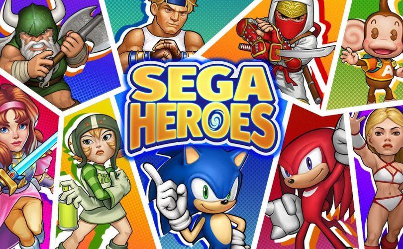 SEGA Heroes: sono in arrivo i personaggi di Yakuza
