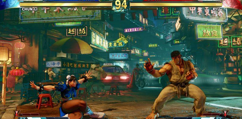 Street Fighter V - eSport