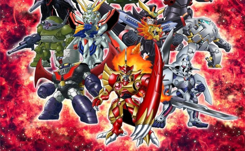 Super Robot Wars T: 'Chapter 2: Space Cowboy' gameplay