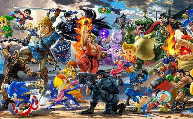 Super Smash Bros. Ultimate: le novità dell'ultimo Nintendo Direct