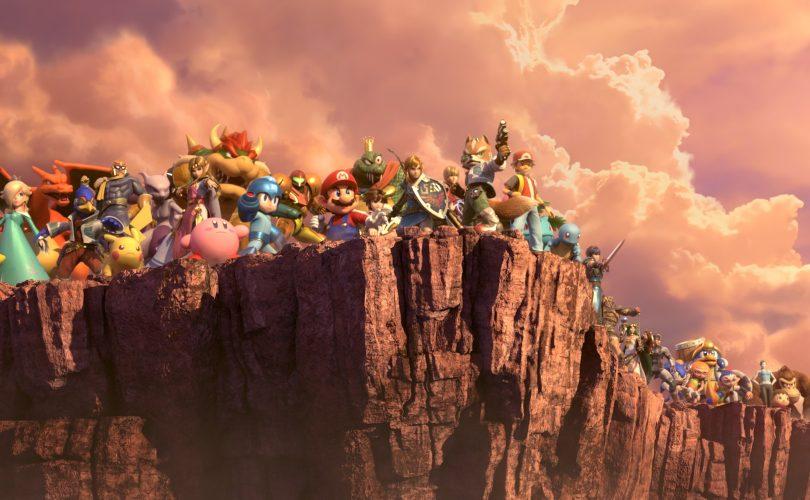 Super Smash Bros. Ultimate: annunciati secondo e terzo personaggio DLC