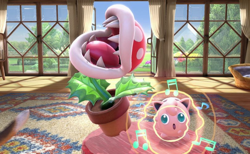 Super Smash Bros. Ultimate entra in fase gold