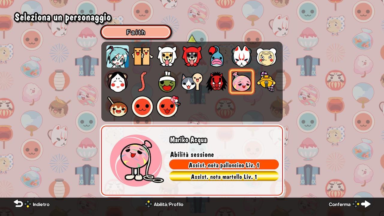 Taiko no Tatsujin: Drum 'n' Fun! - Come sbloccare personaggi e brani aggiuntivi