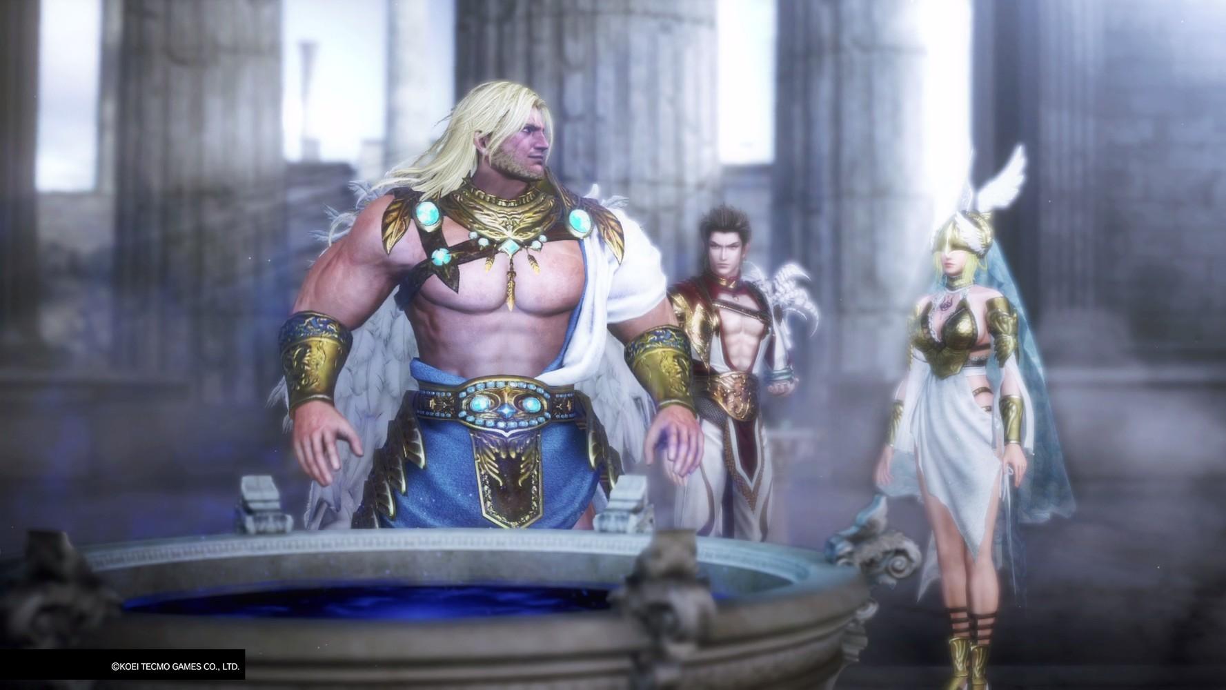 Warriors Orochi 4: Challenge Modes 2018 pc game Img-3