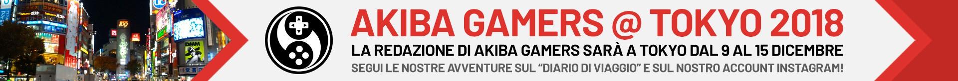 Akiba Gamers in Tokyo 2018