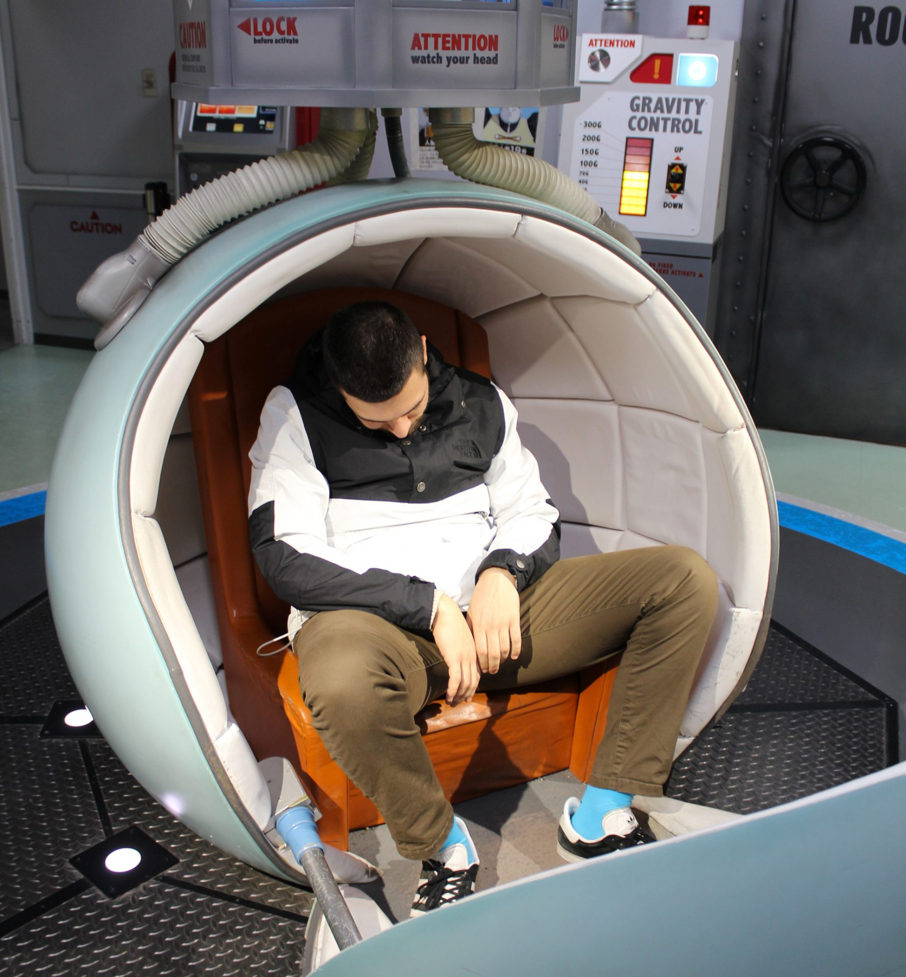 Tutto sommato il J-WORLD TOKYO è un luogo tranquillo. Forse troppo tranquillo…