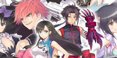BLADE ARCUS Rebellion from Shining: nuovi dettagli per Yuma e Kirika