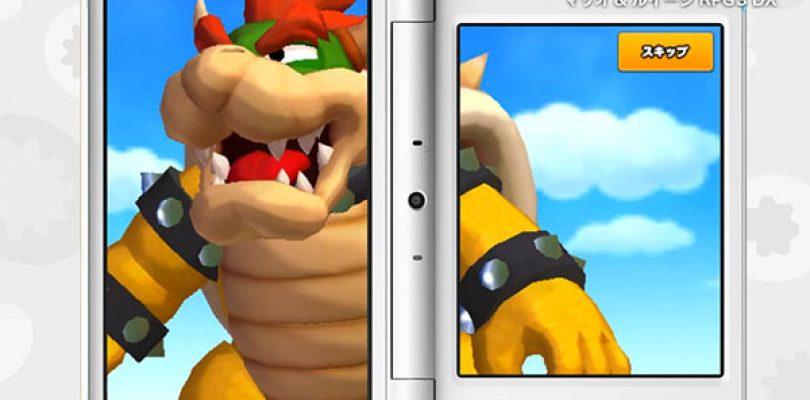 Mario & Luigi: Viaggio al centro di Bowser, lo story trailer