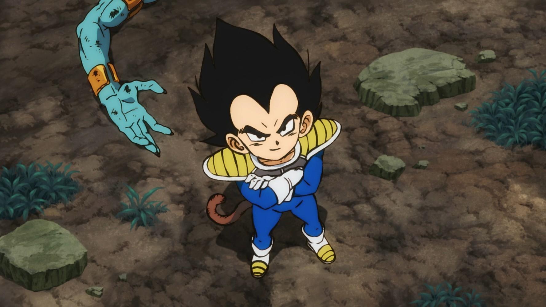 Dragon Ball Super: Broly - Ve