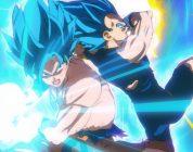 Dragon Ball Super: Broly - Goku e Vegeta SSJ Blue
