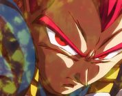 Dragon Ball Super: Broly - Vegeta SSJ God