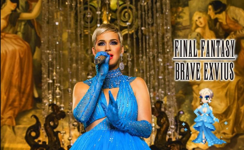 FINAL FANTASY BRAVE EXVIUS - Katy Perry