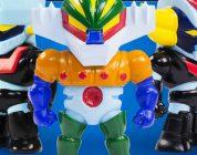 Go Nagai Robot Mini Figures disponibili in edicola