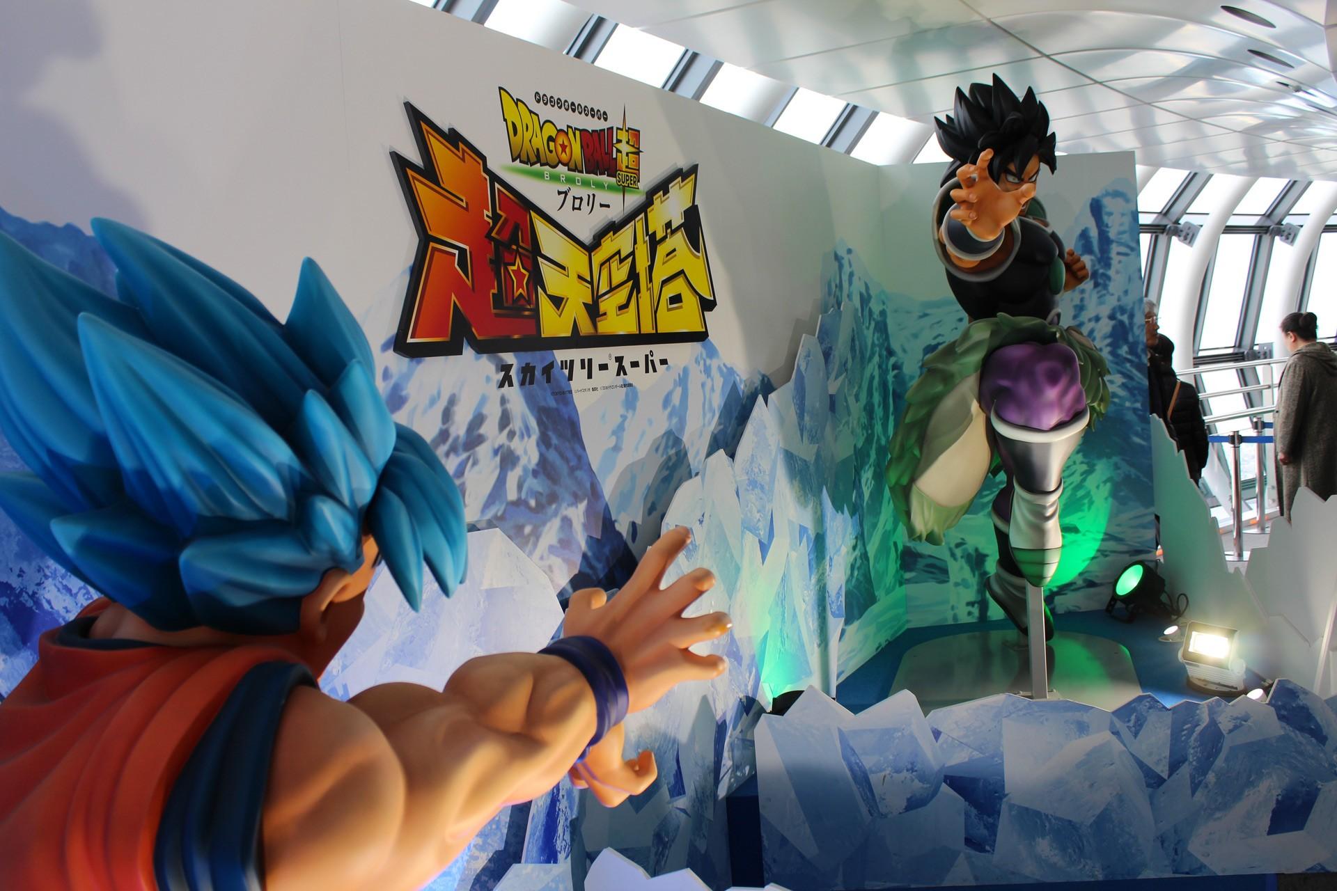 Goku VS Broly - Dragon Ball Super