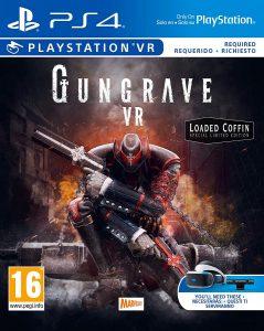 GUNGRAVE VR - Recensione