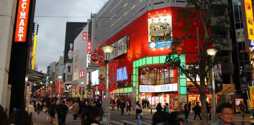 Ikebukuro - Mangiare in piedi è una pessima idea