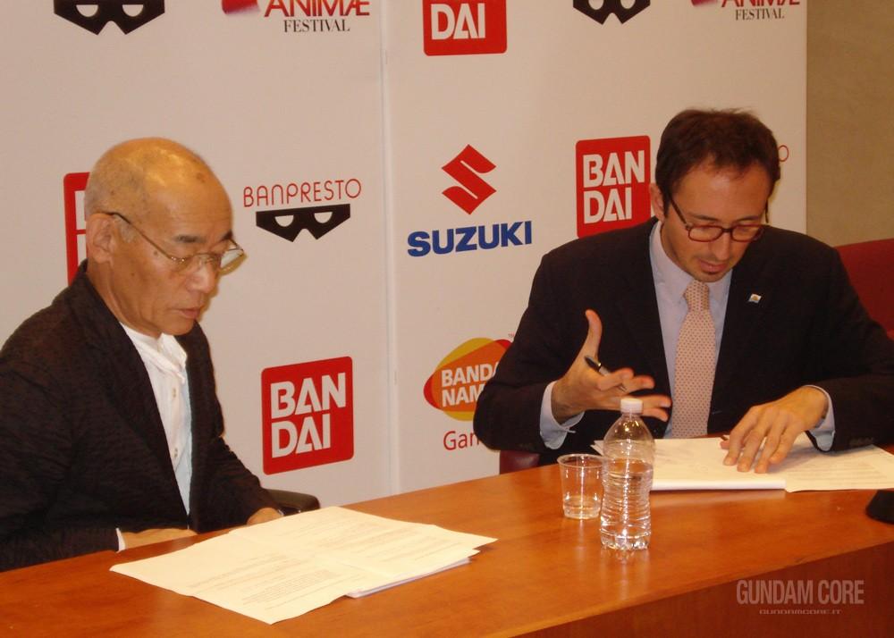 Intervista a Yoshiyuki Tomino