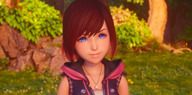 KINGDOM HEARTS III: Kairi impugna il Keyblade in due nuovi artwork
