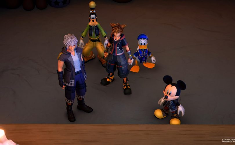 KINGDOM HEARTS III / KINGDOM HEARTS All-In-One Package