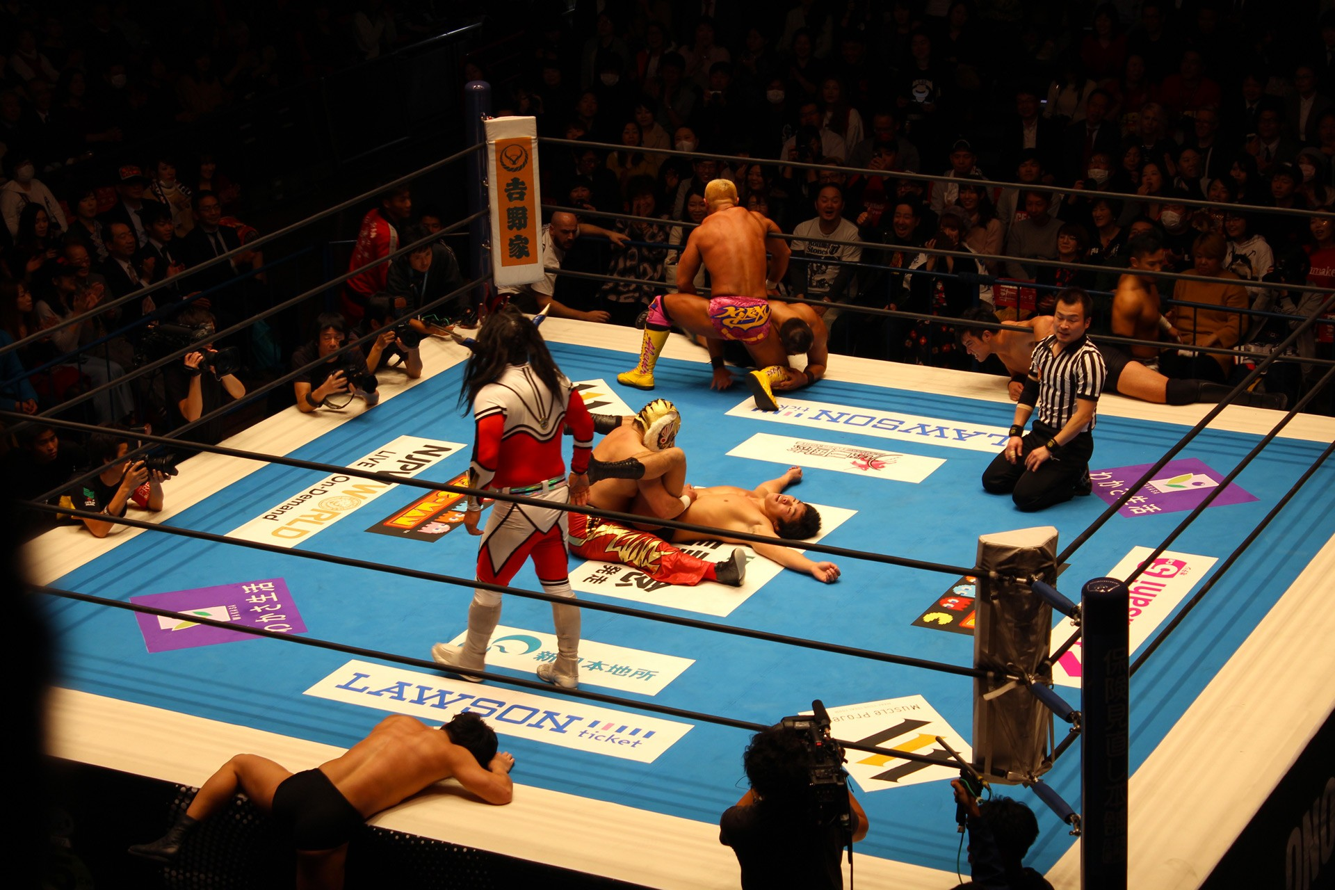 Tiger Mask NJPW