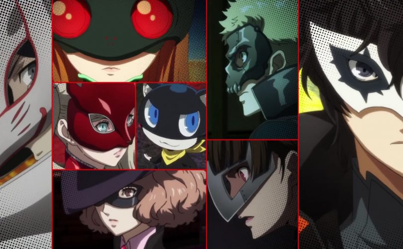 Persona 5 the Animation: Stars and Ours / A Magical Valentine Day
