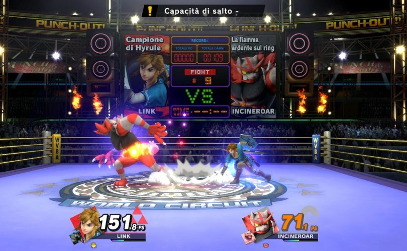 Super Smash Bros. Ultimate: il nuovo DLC sarà un personaggio di ARMS