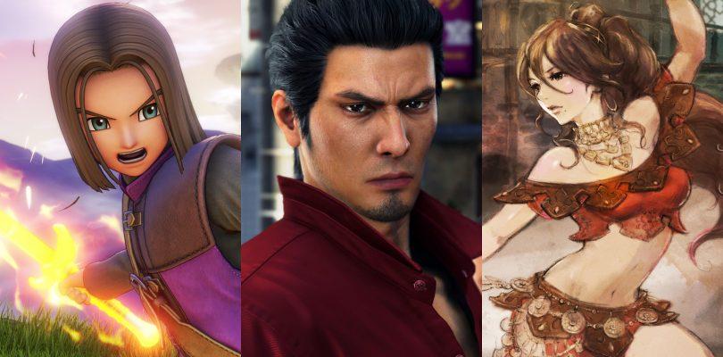 TOP 10: i migliori videogiochi giapponesi del 2018