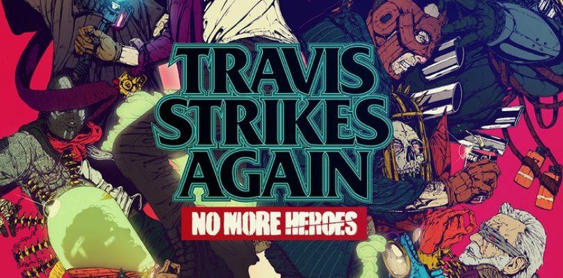 Travis Strikes Again: No More Heroes si mostra nel trailer di lancio